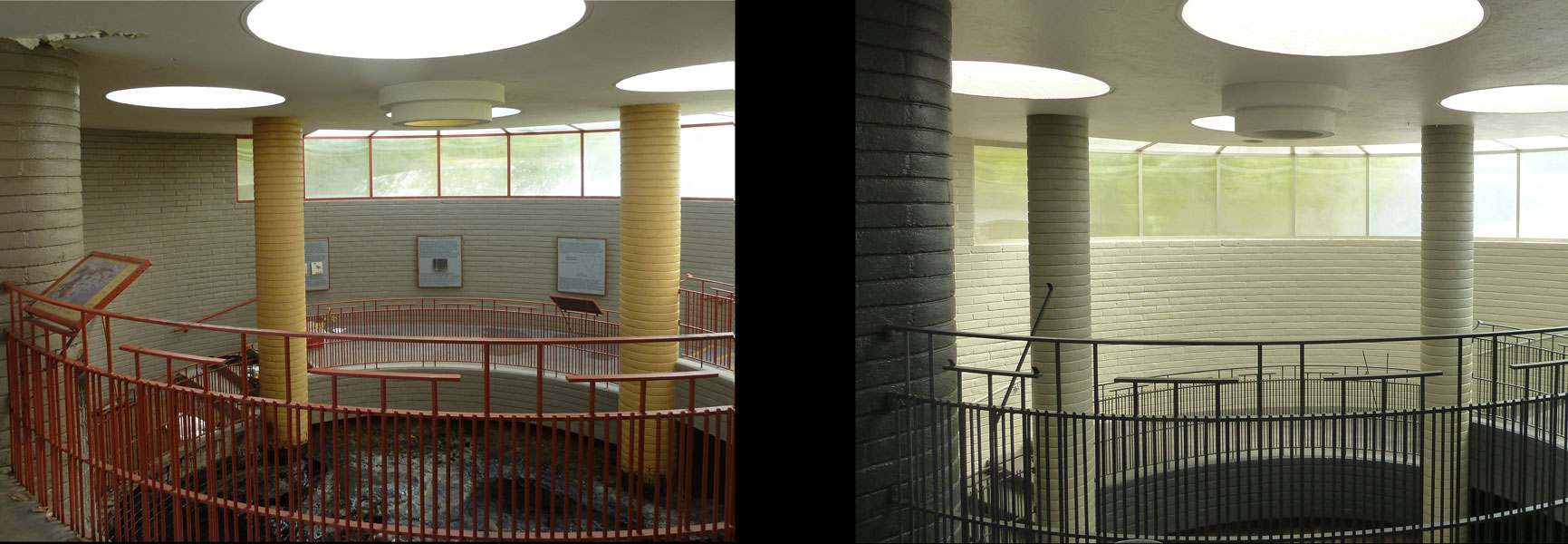 NHM_Obs-Pit-interior-before-after-2