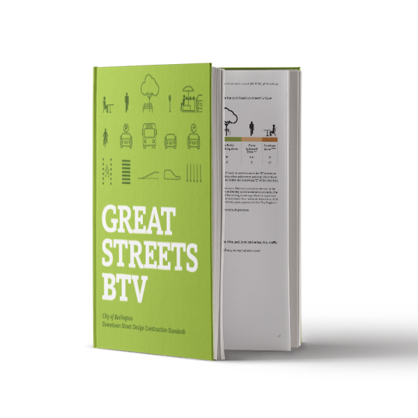 Great Streets Standards Manual